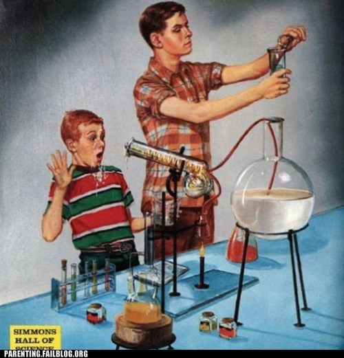 Chemistry innuendo test tube - 6217090816