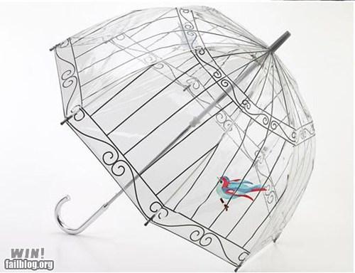 animal bird design umbrella - 6217166080