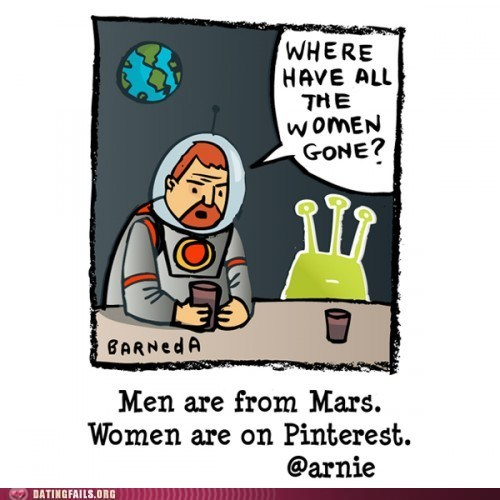 men are from mars pinterest social networking women - 6217212928