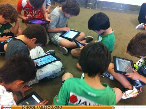 ipads modern classroom young minds - 6217235456