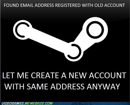 account,email,PC,steam