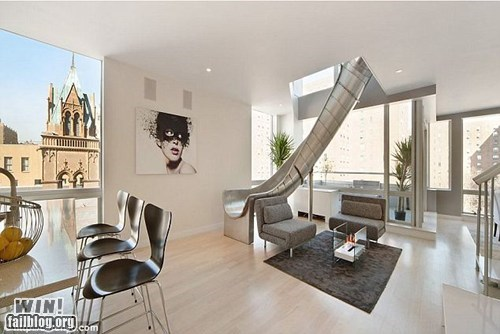 apartment design home slide whee