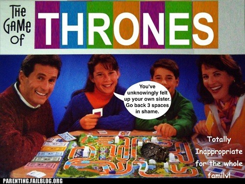 board games family games game of life Game of Thrones - 6218049280