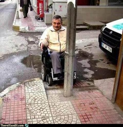 ada accessible disabled paralyzed wheelchair - 6218164736