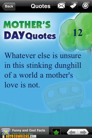 mothers day mothers-love parenting quotes - 6218172672