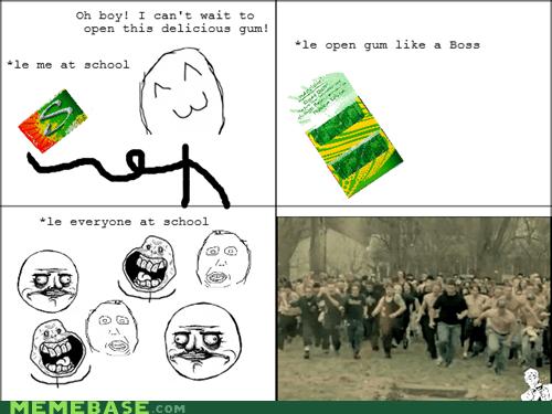 gum me gusta truancy story