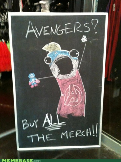 avengers must buy captain america all the things - 6218765824