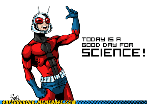 ant man Awesome Art good day science tiny - 6219346432