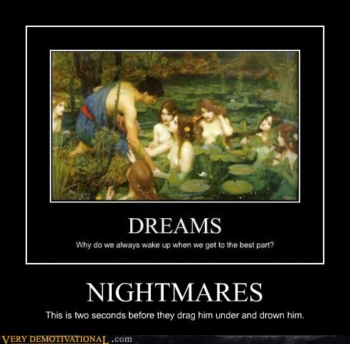 hilarious nightmares painting Sexy Ladies - 6219597056