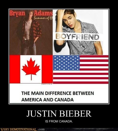 bryan adams Canada hilarious justin beiber - 6219920384