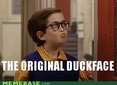 duckface Memes original this kid - 6220248064