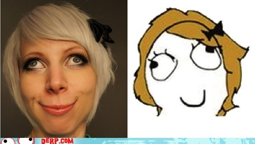 best of week derpina IRL rage face - 6220703488