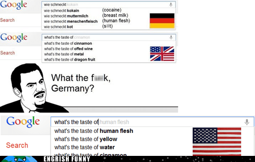 america,Germany,google search