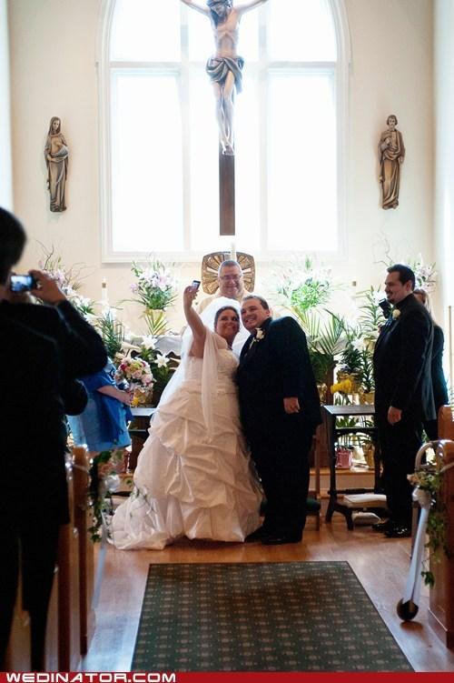 altar bride facebook funny wedding photos groom - 6223066624