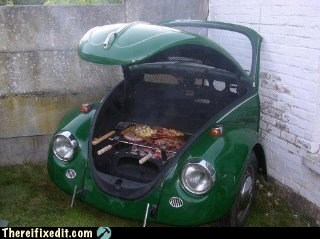 barbecue,bbq,beetle,bug,grill,Hall of Fame,volkswagen