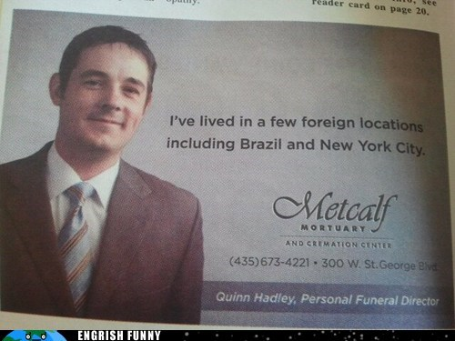 brazil,mortician,new york city