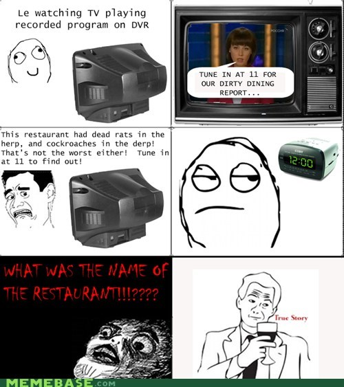 Rage Comics,raisin face,true story,TV