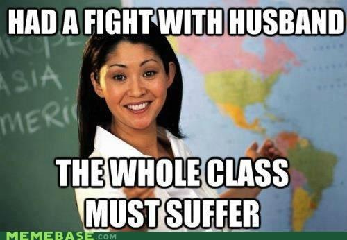 class husband marriage suffer Terrible Teacher - 6225411584
