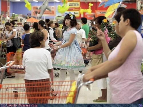dress kawaii shopping - 6225449728