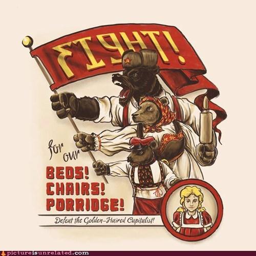 bears best of week fairy t goldilocks and the three in soviet russia wtf - 6226144000