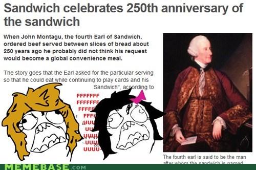 anniversary Memes perfect sandwich day - 6226249728