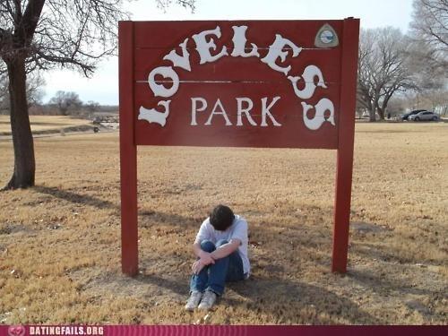 Forever a park forever alone Loveless Park - 6226294016