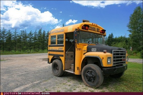 best of week,bus,mini,school,short bus,wtf