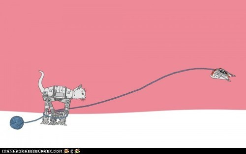 art at at at-at walker Cats illustrations movies star wars wallpaper