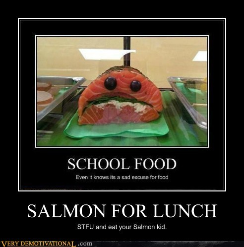 delicious hilarious lunch Sad school - 6226433024