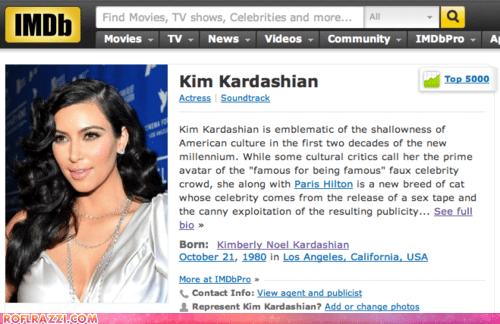 celeb,funny,imdb,kim kardashian