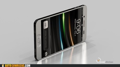 iPhone 5 Rumors: Maybe It\'ll Look Like This According to the Internet