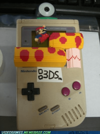 3DS gameboy IRL seems legit - 6226702080