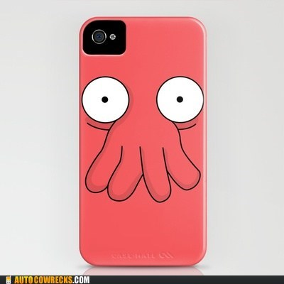 futurama,iphone case,why not zoidberg,Zoidberg