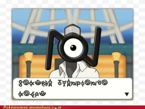 black and white N the internets unown - 6226740480