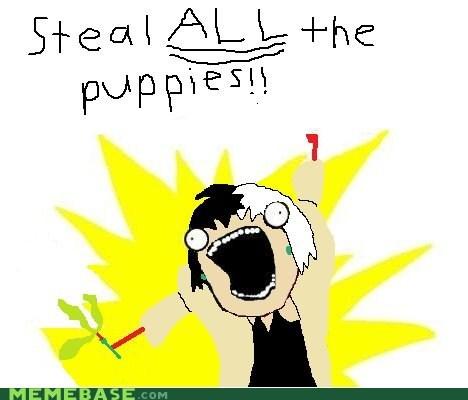 101 dalmations cruella deville Memes puppies - 6226759168