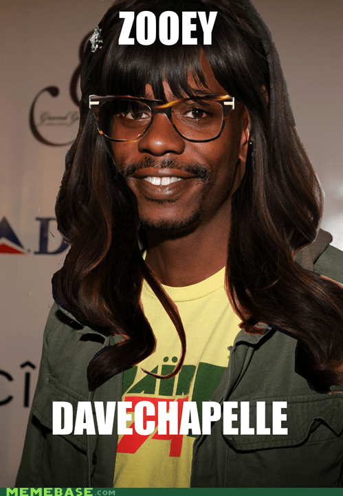 dave chappele katy perry Memes tyler perry zooey deschanel - 6226813952
