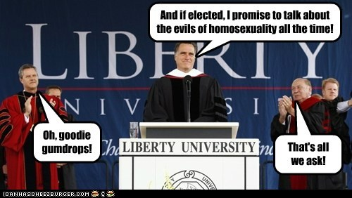 gay rights,Mitt Romney,political pictures,Republicans