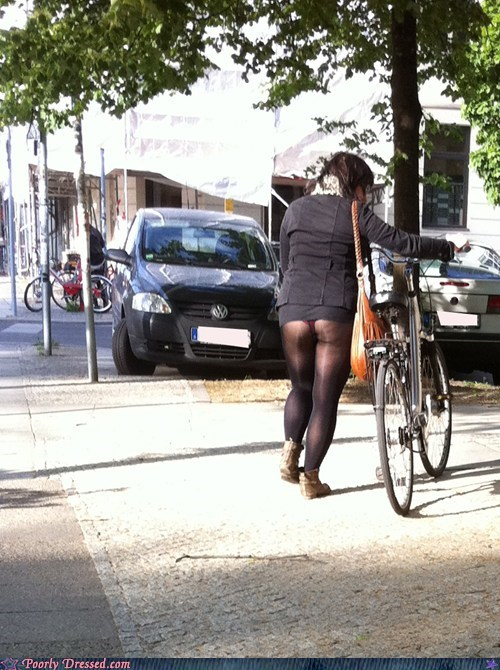 bike pants see through tights