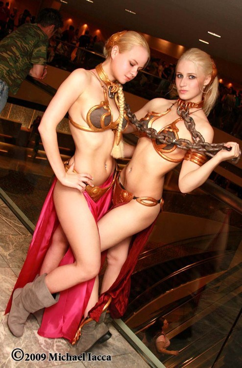 cosplay inaccurate scifi slave leia star wars - 6227032064