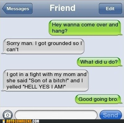 grounded iPhones what did you do wrong choice of words - 6227082752
