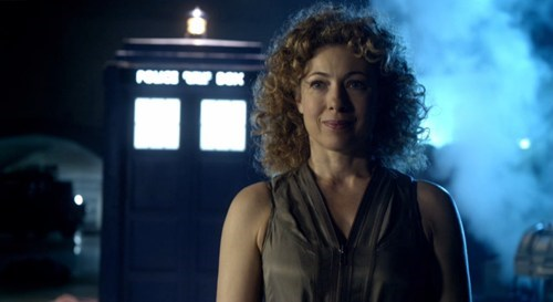 bi bisexual doctor who River Song Steven Moffat tv shows - 6227176960