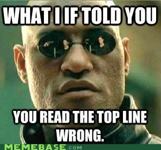 conspiracy keanu Morpheus reading skimming top line - 6227368448