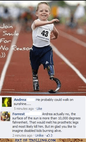 facebook,science,special olympics,sunshine