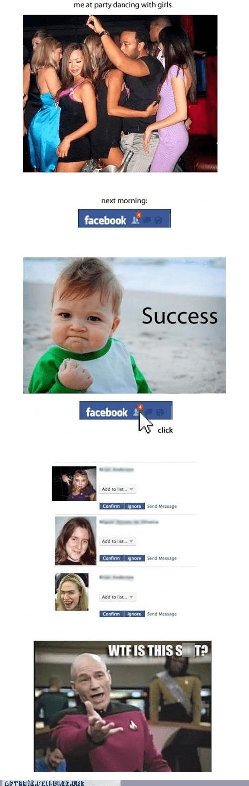 facebook partying success kid - 6227646976