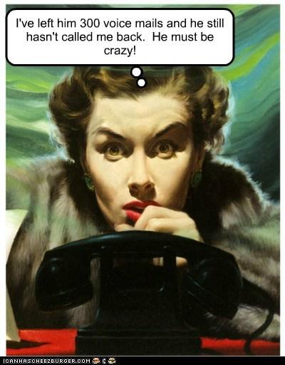 calls crazy phone woman - 6228259584