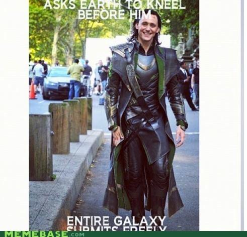 Ridiculously Photogenic Loki