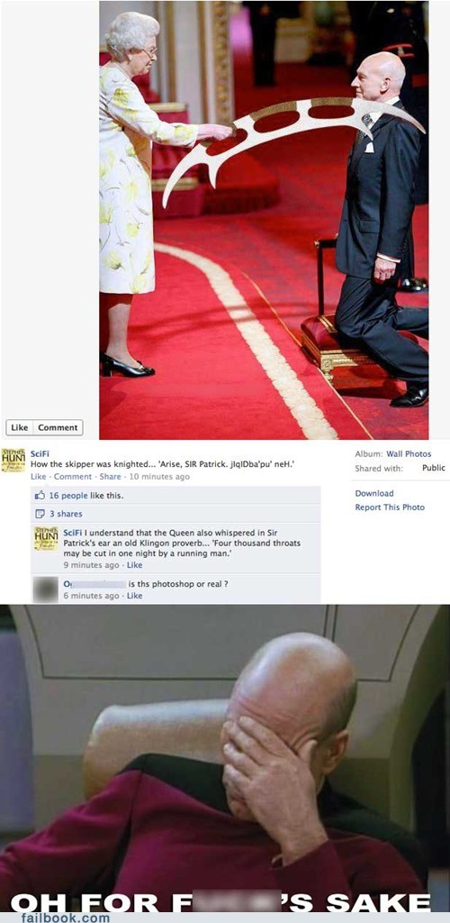 patrick stewart photoshop shopped Star Trek - 6228820480
