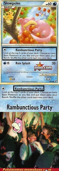 move,rambunctious party,slowpoke,toys-games