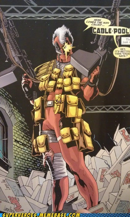 cabal deadpool morph Straight off the Straight off the Page - 6229680896