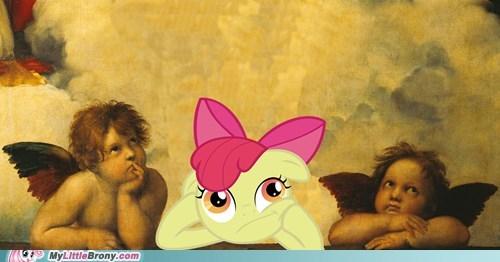 apathy applebloom cherubs crossover - 6229694464